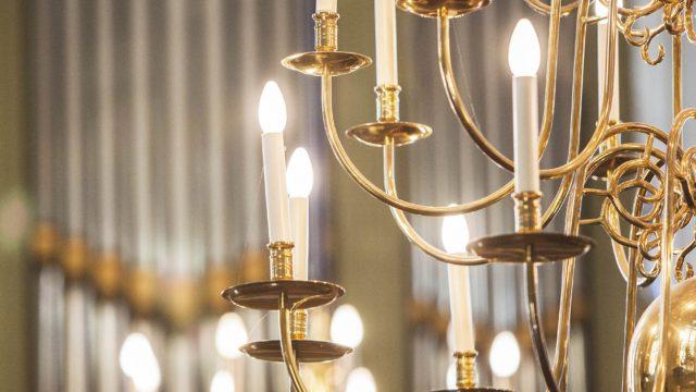 Christmas carols projectkoor Remonstrantse kerk
