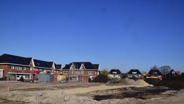 Nieuwe straatnamen in Heemstede: Mastkade en Zeilstraat