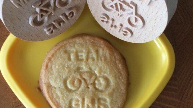 Speciale koekjes voor 'Team Gijs voor Parkinson'
