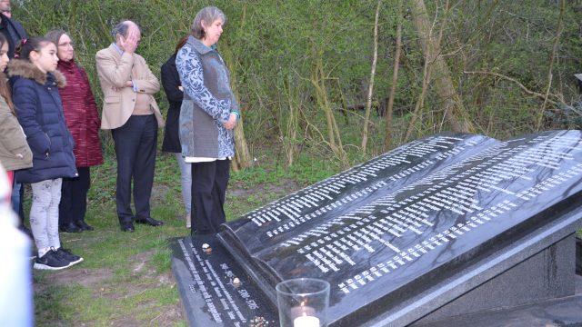 Joods Monument herdenking