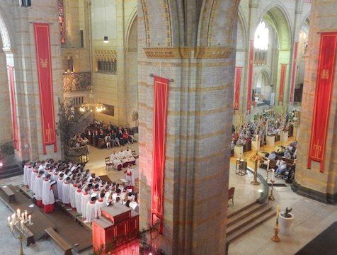 Kathedrale Koor St. Bavo