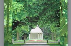 Begraafpark Kleverlaan in Haarlem