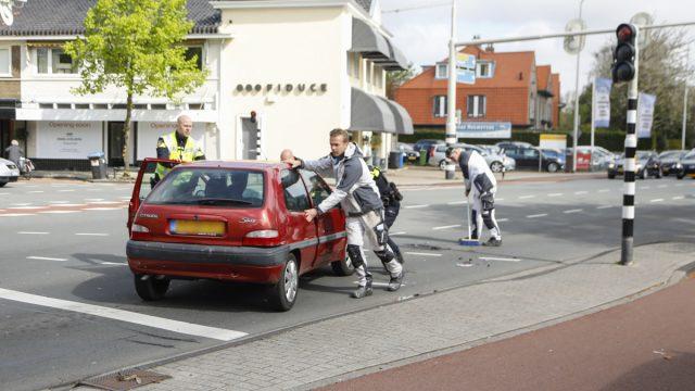 botsing Herenweg
