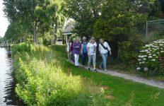 natuurwandelen vrijwilligers Kennemerland