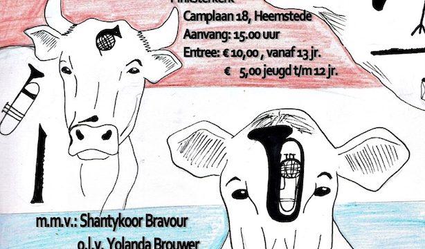 flyer stMichael shantykoor Pinksterkerk