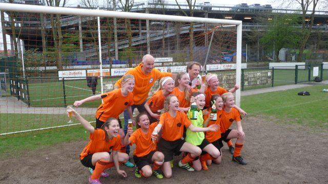 winnaars schoolvoetbal Heemstede