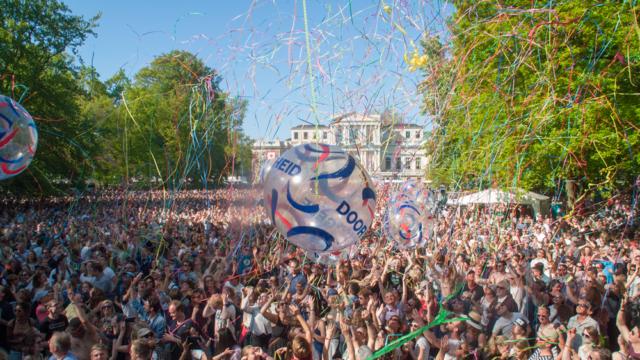 38e Bevrijdingsfestival