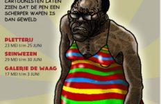 Afrikaanse cartoonisten