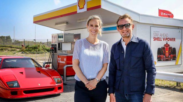 Shell sluit een driejarige sponsorovereenkomst met Circuit Zandvoort