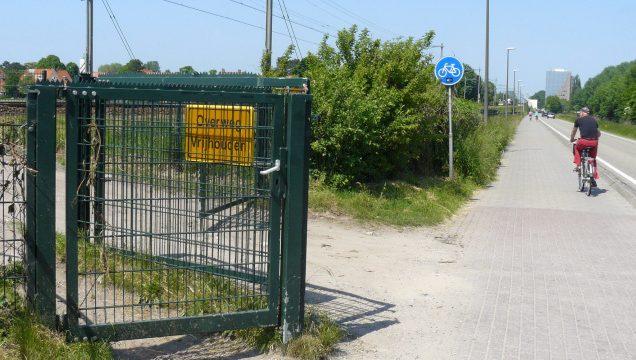 Laan van Alvernabewoners willen schadevergoeding Wandelnet en Fietsersbond