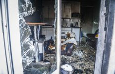Brand woning: Betrokkenheid bewoner wordt onderzocht