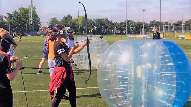 Nieuwe, hippe beweegactiviteit: Archery Tag