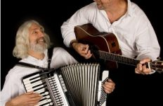 Vrouwen NvvH gaan op muzikale zwerftocht met Peter en Jelle