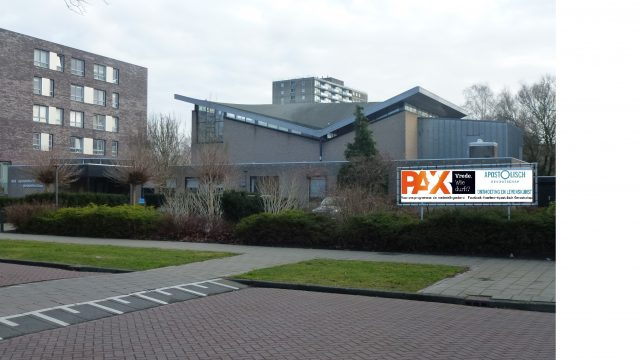 Vredesconcert in Schalkwijk tijdens Vredesweek