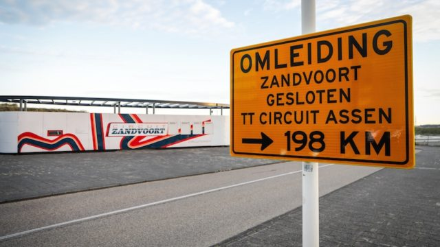 circuit Zandvoort Assen ludieke actie