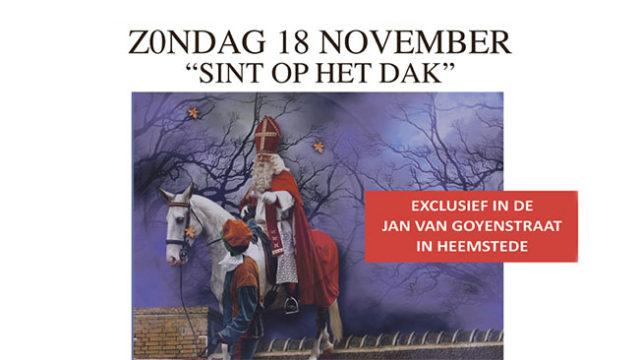 Sint op dag Jan van Goyenstraat