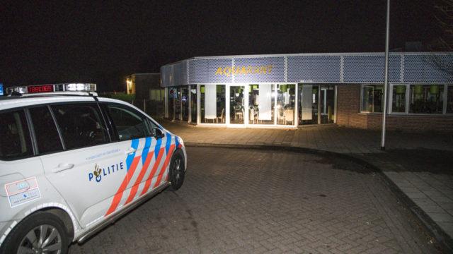 inbraak_Sportcentrum Groenendaal